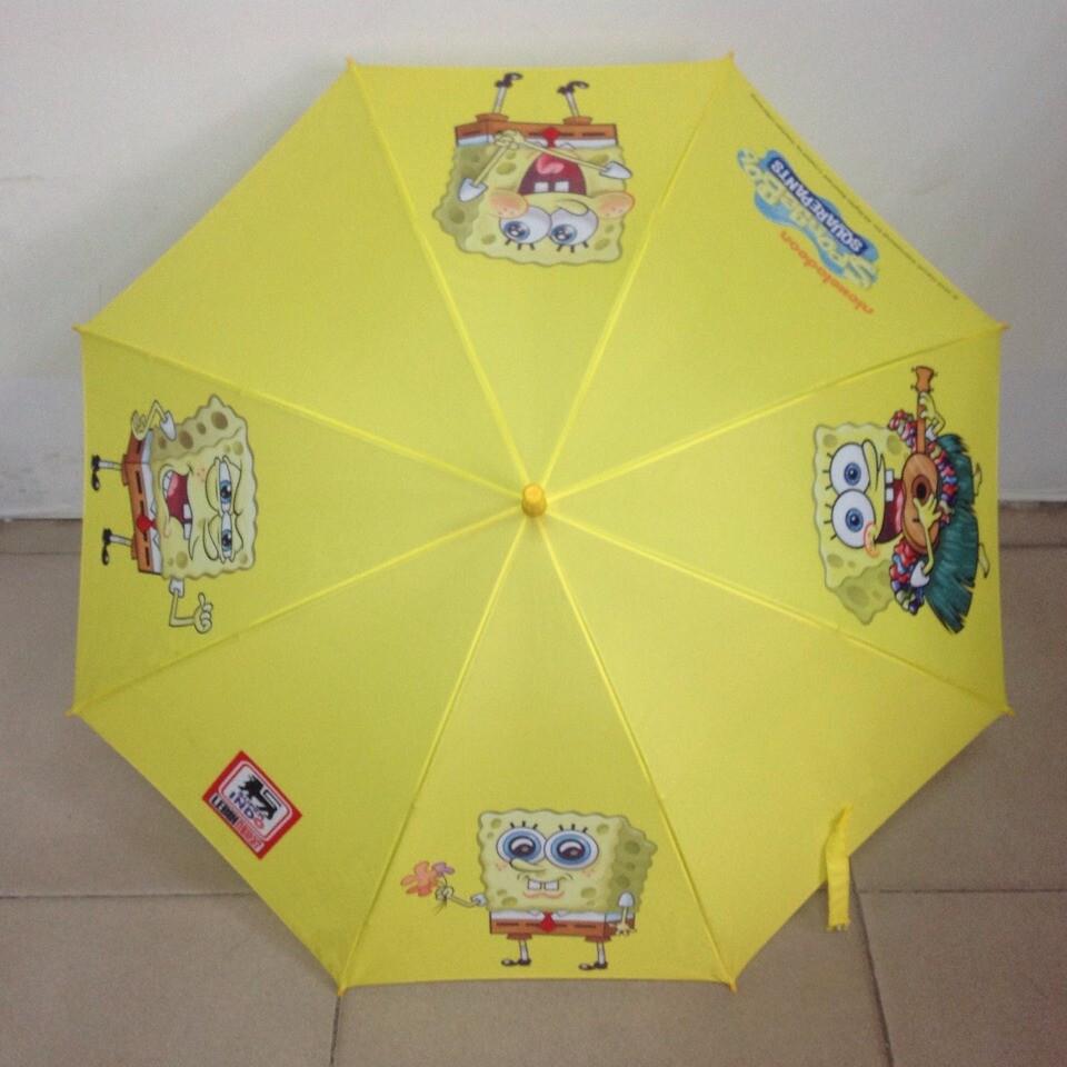 数码印花儿童雨伞