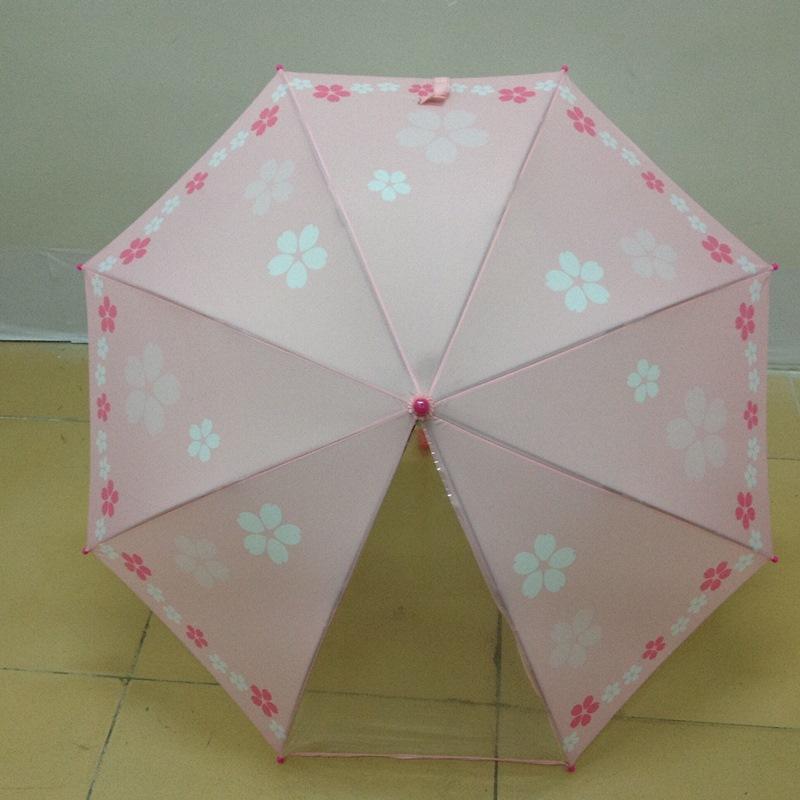 POE创意儿童雨伞