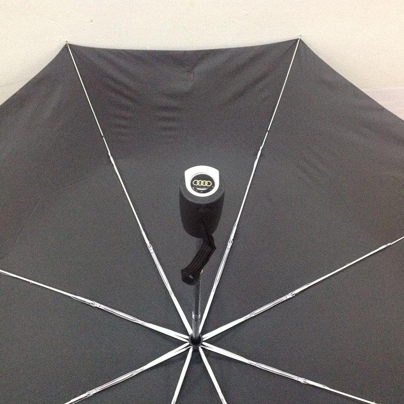 27寸自动双人折叠雨伞