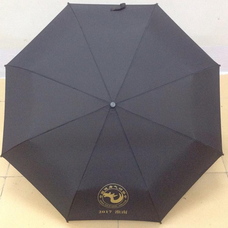 折叠式商务雨伞