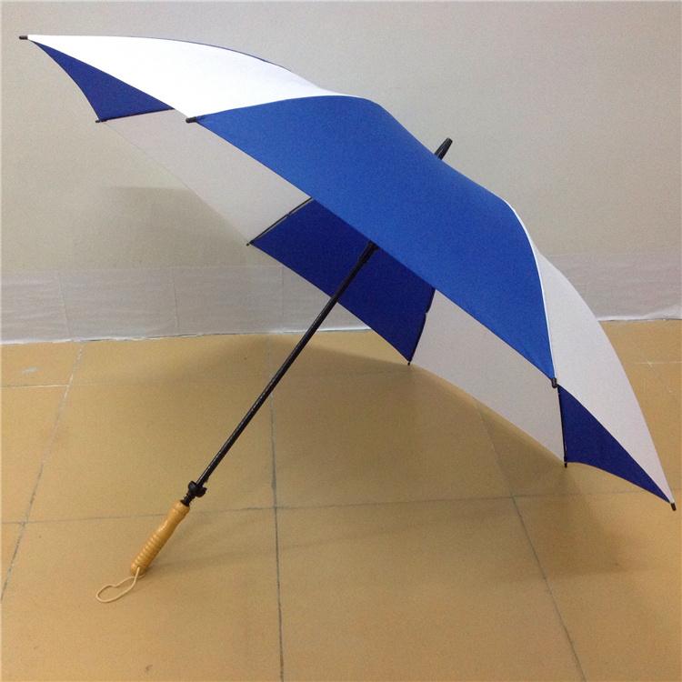 30寸全纤维高尔夫雨伞