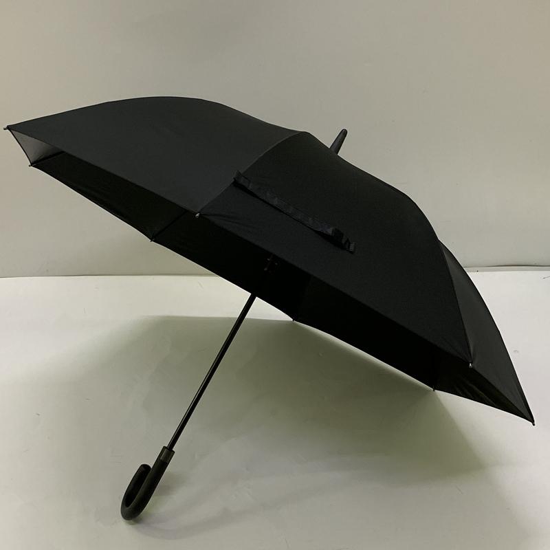 25寸全纤维直杆长伞